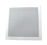Perforated Grille for Website