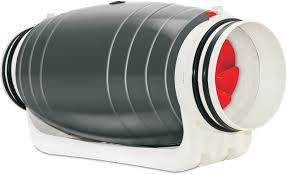 CVSMFF2-125 Acoustic Mixed Flow Fan