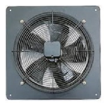 Plate Mounted Axial Fan