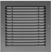CVFB200 - 200sq Fixed Blade Grille - MADE TO ORDER - 5 WORKING DAYS - NON RETURNABLE