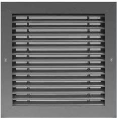 CVFB600 - 600sq Fixed Blade Grille - MADE TO ORDER - 5 WORKING DAYS - NON R
