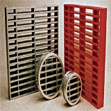 Intumescent Grille - Fire Doors