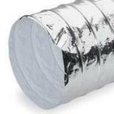 Aluminium Flexible Ductwork (Non Insulated)