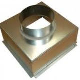Metal Plenum Box