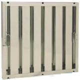 CVSBBF4 495mm W x 394mm H x 48mm T Standard Baffle Filter