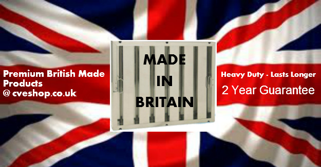 Heavy Duty Commercial Grease Filters Made In Britain