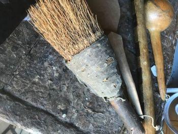Nepalese brush