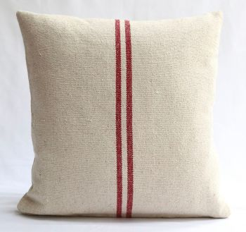 Grainsack cushion