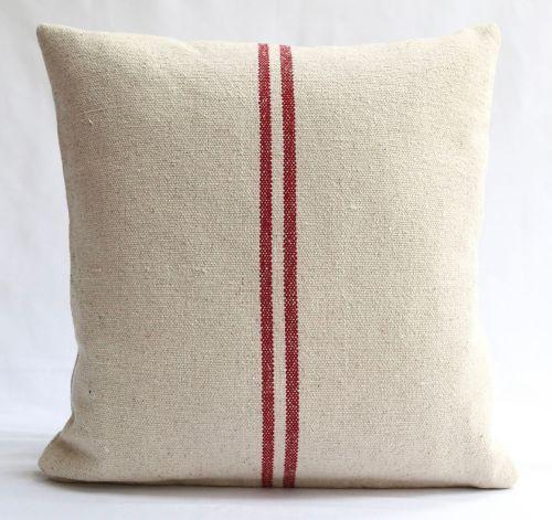 Grainsack cushion