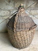 Italian Demigiana basket