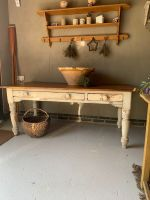 English country house server table