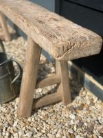 SOLD Rustic bench