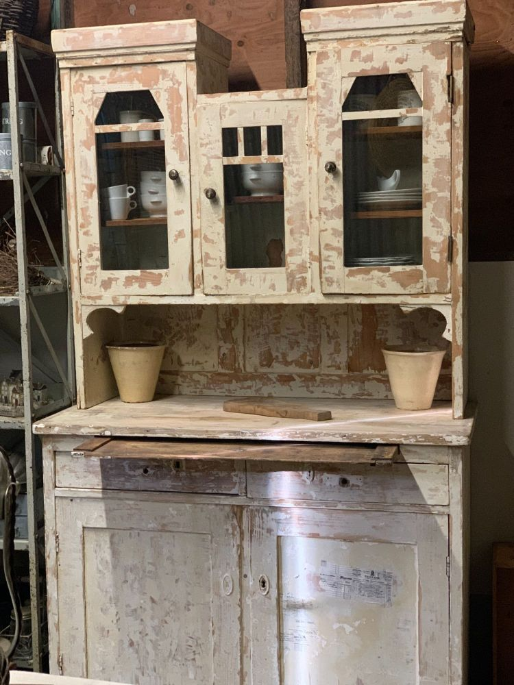 Hungarian kitchen cupboard