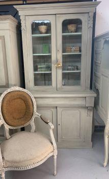 Victorian bookcase/cupboard/dresser/linen cupboard
