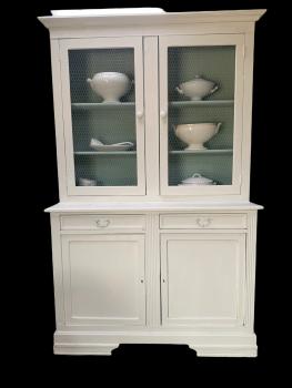 French kitchen/linen cupboard
