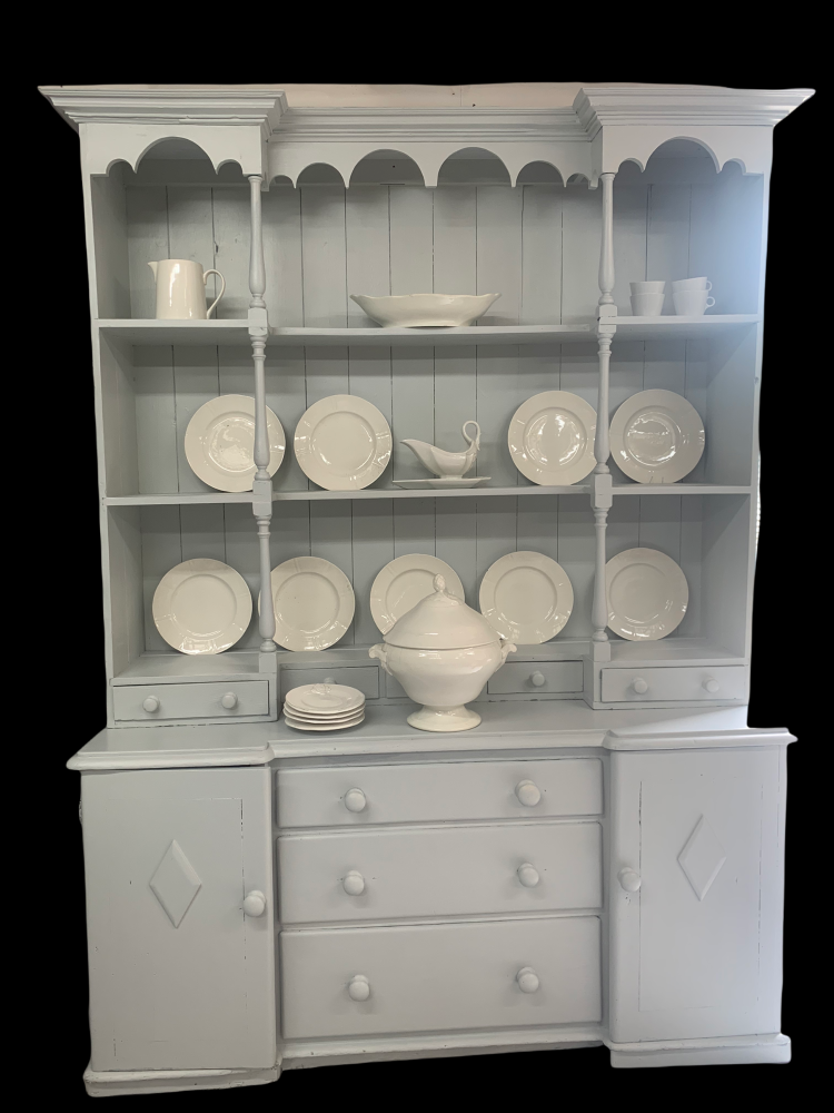 Vintage country house dresser