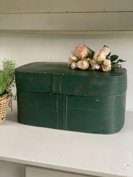Wonderful old hat box
