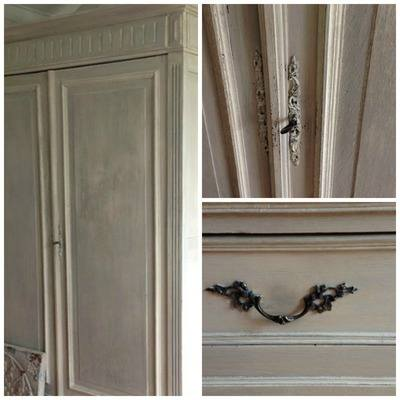 French Armoire SOLD
