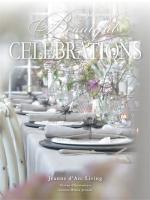 Beautiful celebrations book