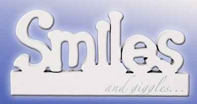Block Word: Smiles