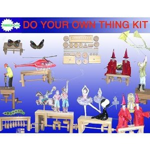 Timberkits Do Your Own Thing Kit