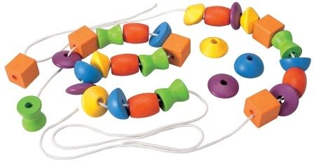 Plan Toys Lacing Beads