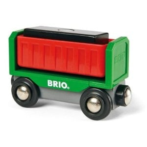 BRIO Railway Tip & Load Wagon