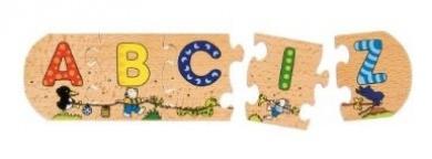 Cause Wooden Alphabet Puzzle