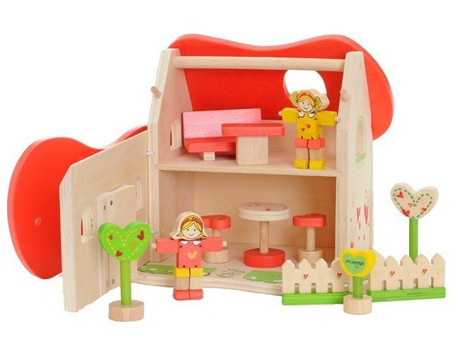 Ever Earth Fairy Tale Dolls House