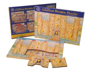 Robert Longstaff Castle Peg Puzzle