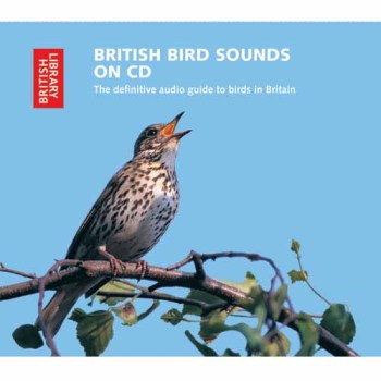 British Library: British Bird Sounds on CD