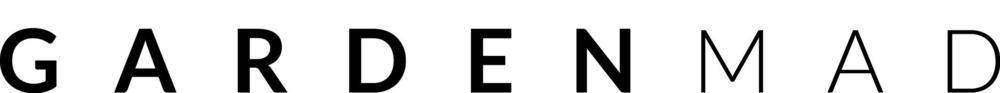 GARDENMAD, site logo.
