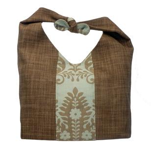 brocade bag front