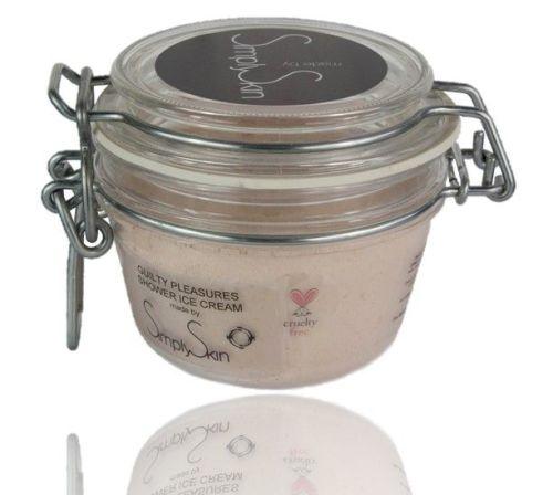 <!--7305--><center>Guilty Pleasures Shower Ice Cream (allergen-free)</cente