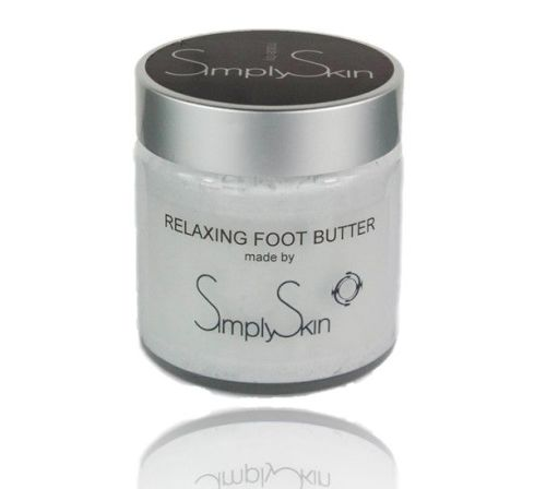 <!--7903--><center>Spa Relaxing Foot Butter (100% organic)</center>