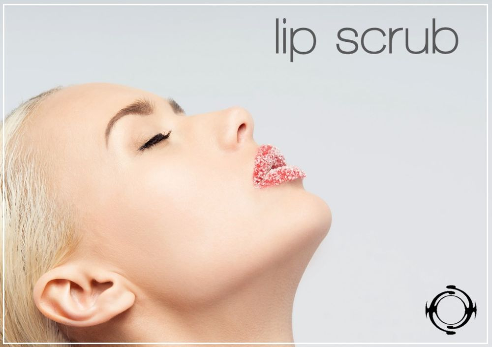 <!--09-->lip scrubs