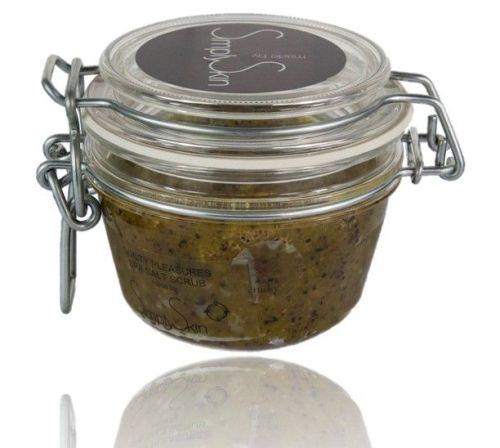 <!--090305--><center>Guilty Pleasures Spa Salt Scrub (allergen-free)</cente