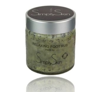 Spa Relaxing Foot Scrub