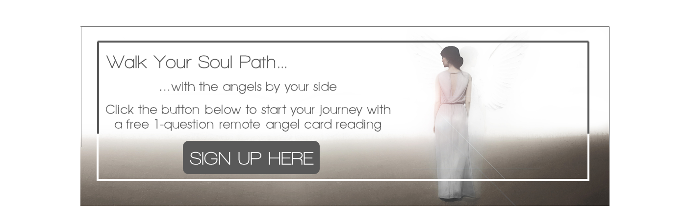 Footer SignUp - Walk Your Soul Path