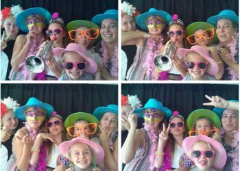 Girls pamper parties Kent Lipstick package selfie pod