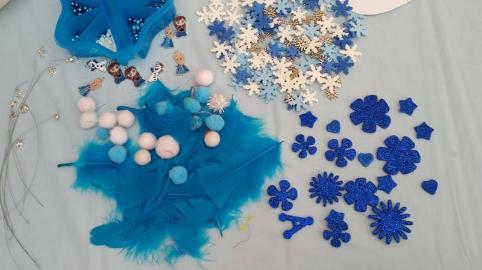 Frozen Craft Activities
