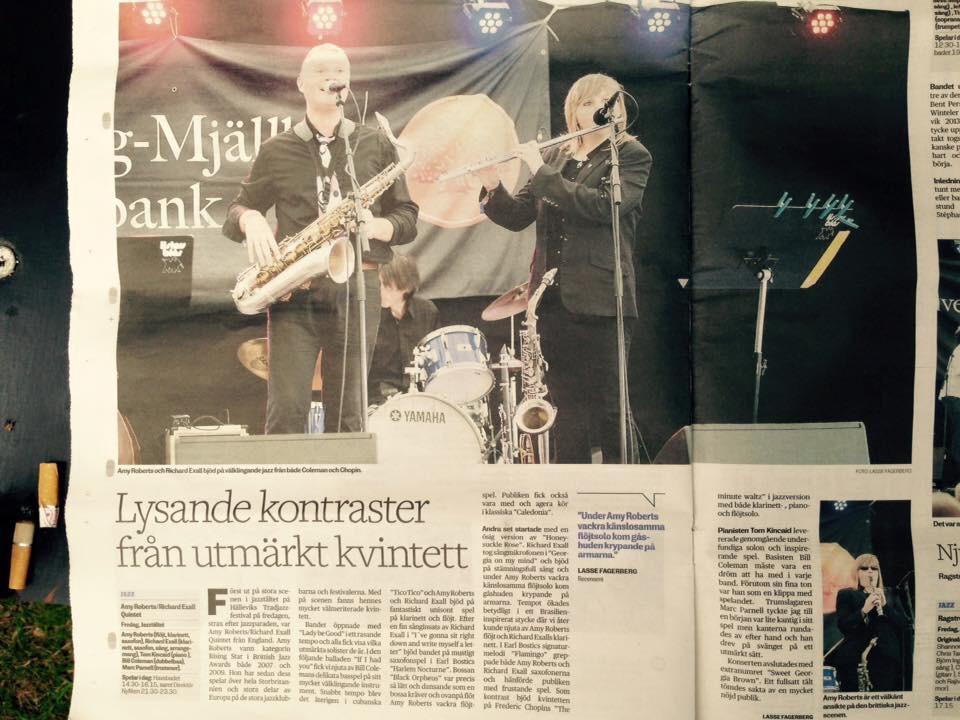 sweden paper