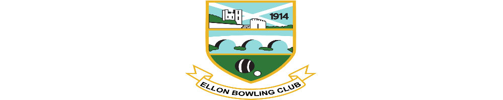 Ellon Bowling Club, site logo.