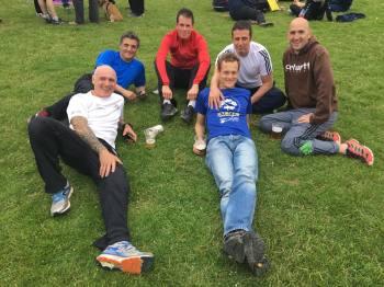 triclub relay team