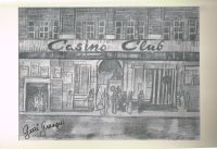 Casino Club, signed by Gerri Granger and William Mickey Stevenson