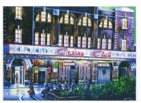 """Casino Club"" - Signed Limited Edition Print, 100 copies commissioned"
