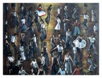 """That Beatin' Rhythm"" - Signed Limited Edition Print, 100 copies commissioned"