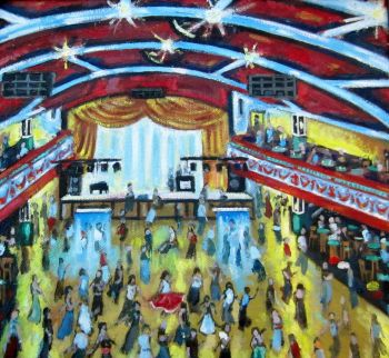 """Northern Soul Dancers, Series 4"" - Five Signed Limited Edition Prints"