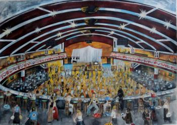 """Northern Soul Dancers, Series 1"" Five Signed Limited Edition Prints"