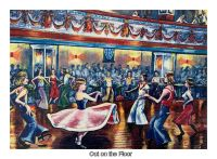 """""""Out on the Floor"""" - Signed Limited Edition Print, 100 copies commissioned"""